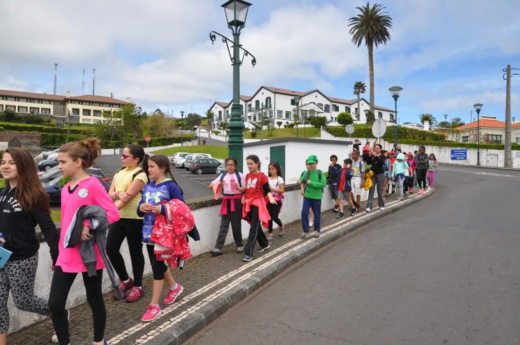 Filhos de emigrantes visitam os Açores
