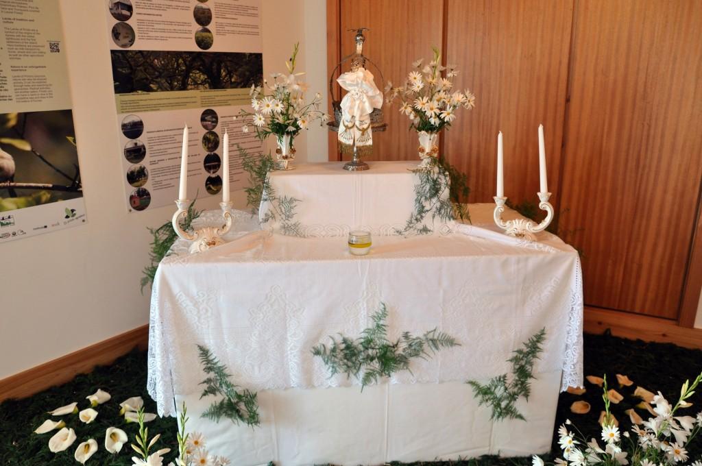 Promoção das festas do Espírito Santo
