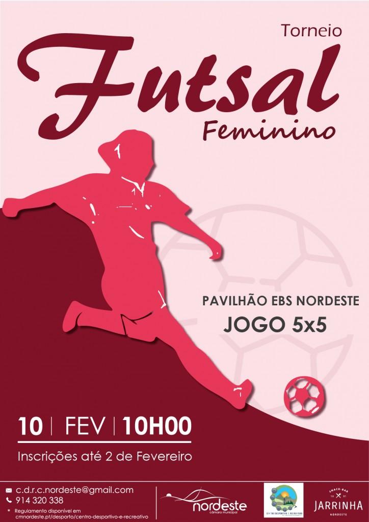 Cartaz torneio fut. feminino. cartaz 2x-100 489b377e2d959