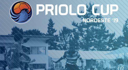 CARTAZ PRIOLO CUP NORDESTE 2019