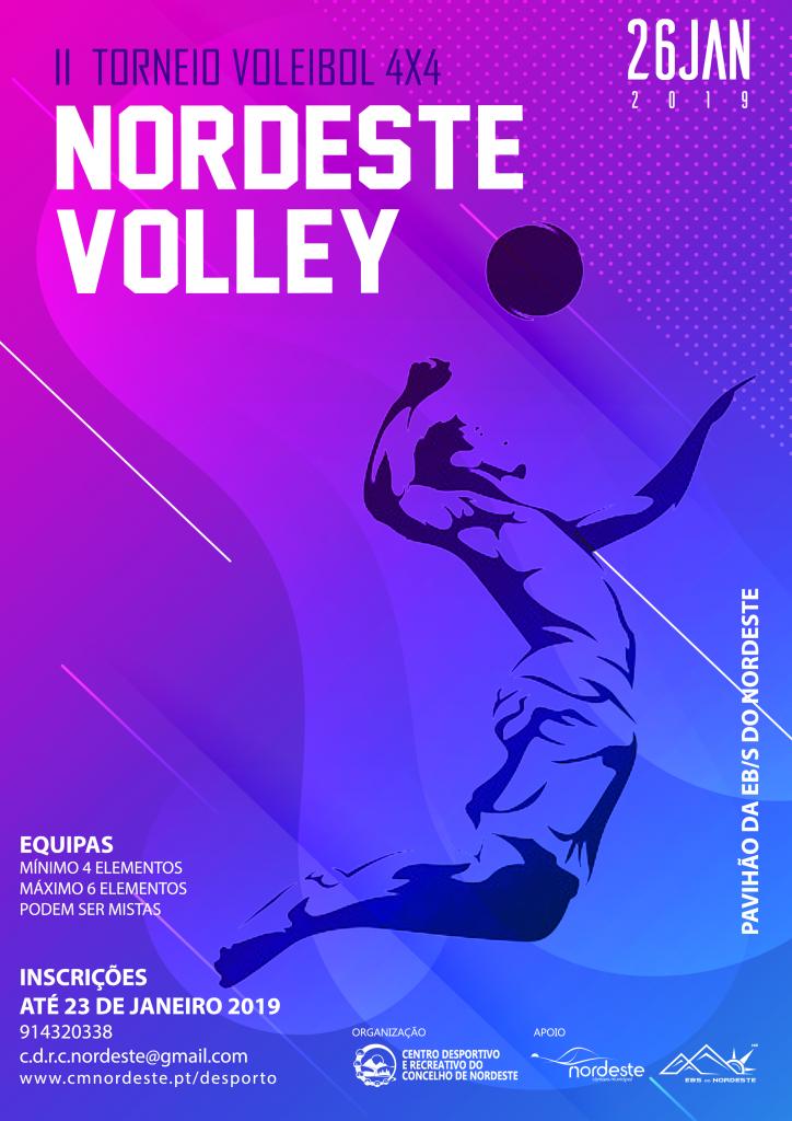 torneio voleibol