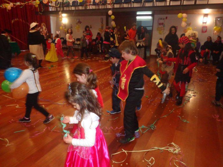 Desfile de Carnaval ATL's Casa Povo Nordestinho
