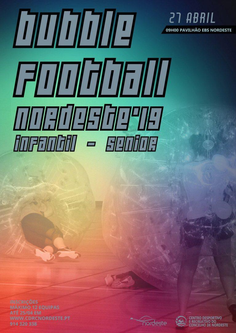 II Torneio Bubble Football