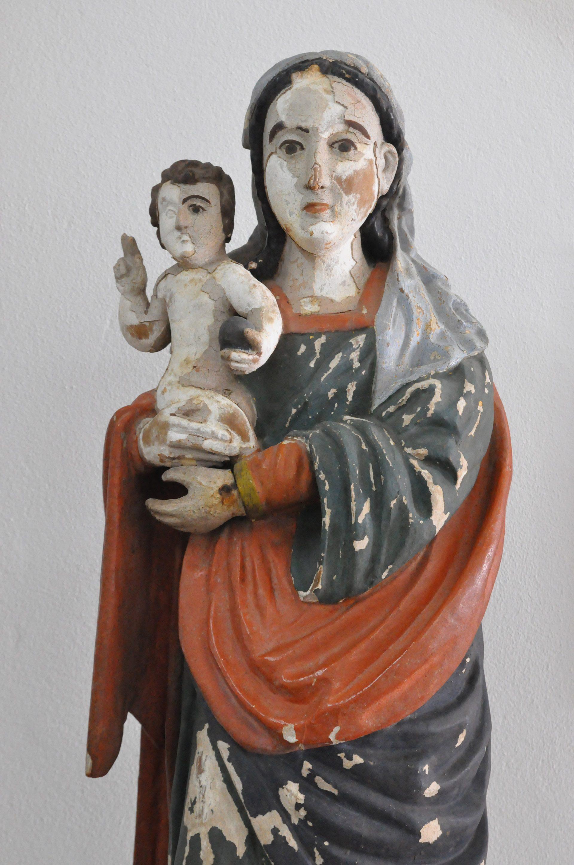 Imagem de Nossa Senhora Mãe de Deus