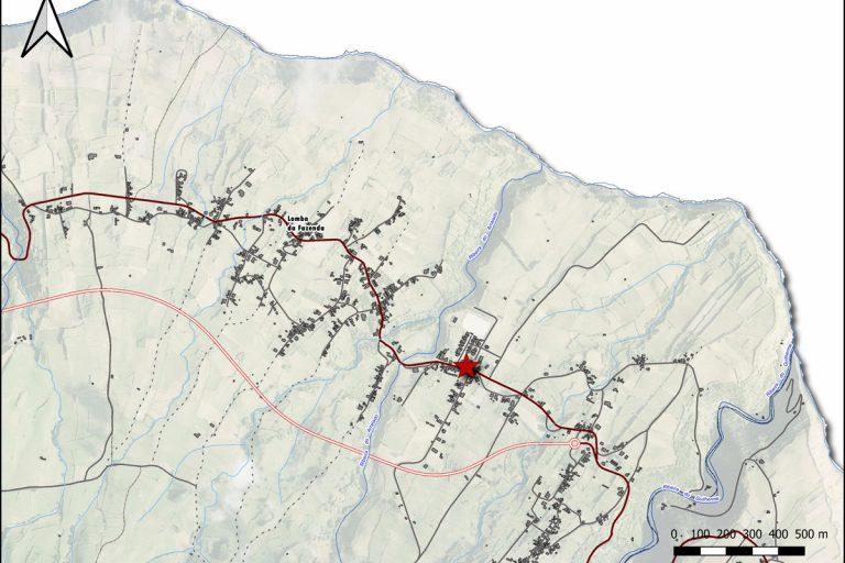 nucleo etnografico jf lomba fazenda mapa