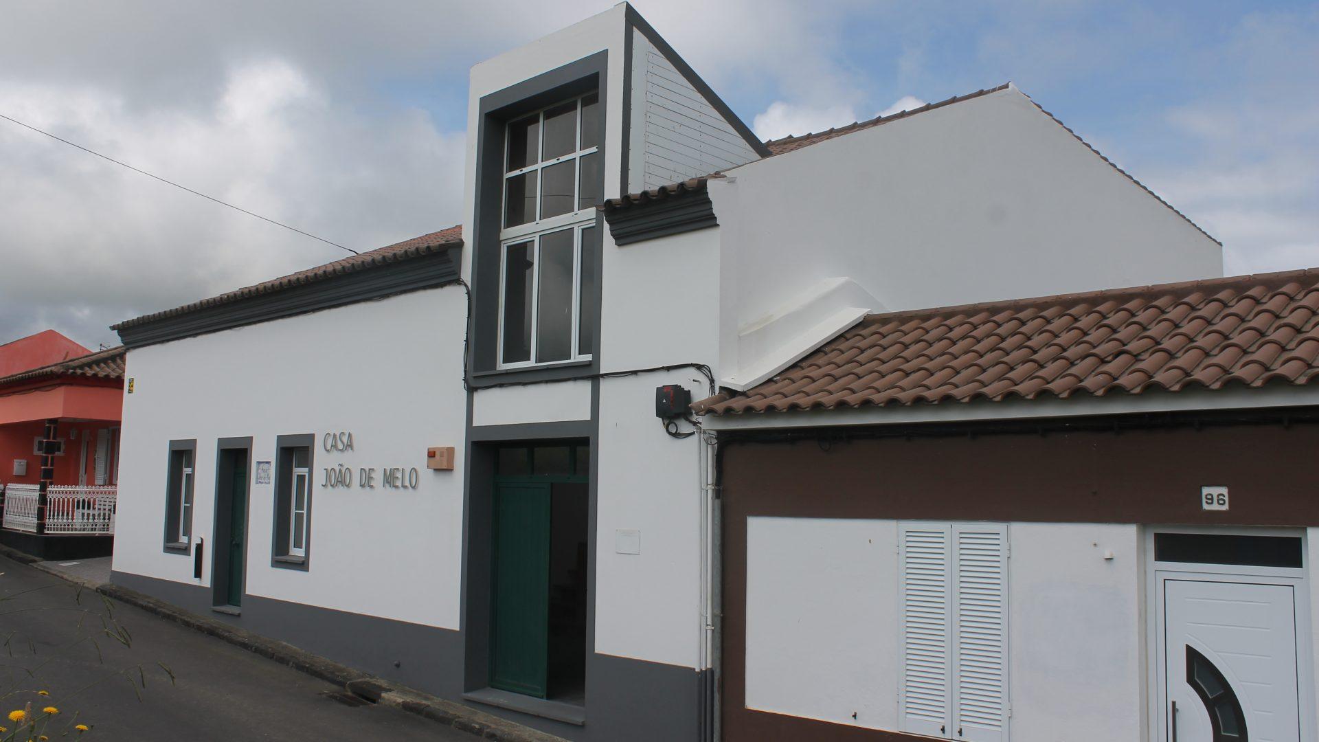 Casa João de Melo - Apresentação