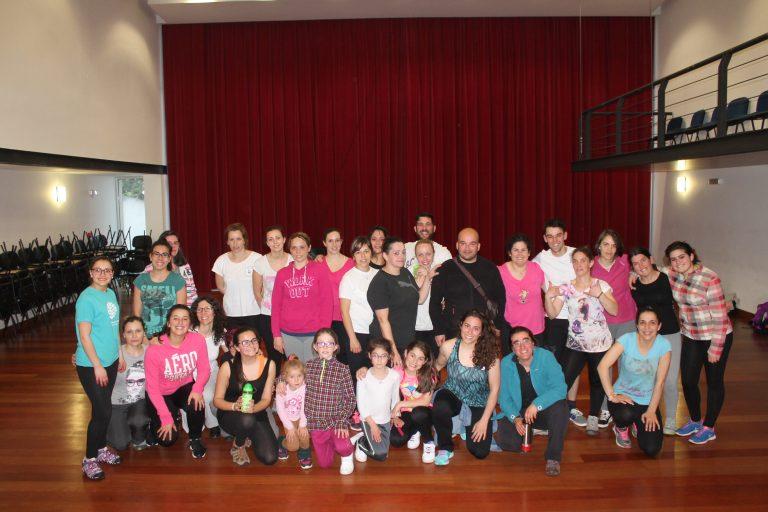 Aulas de zumba fitness