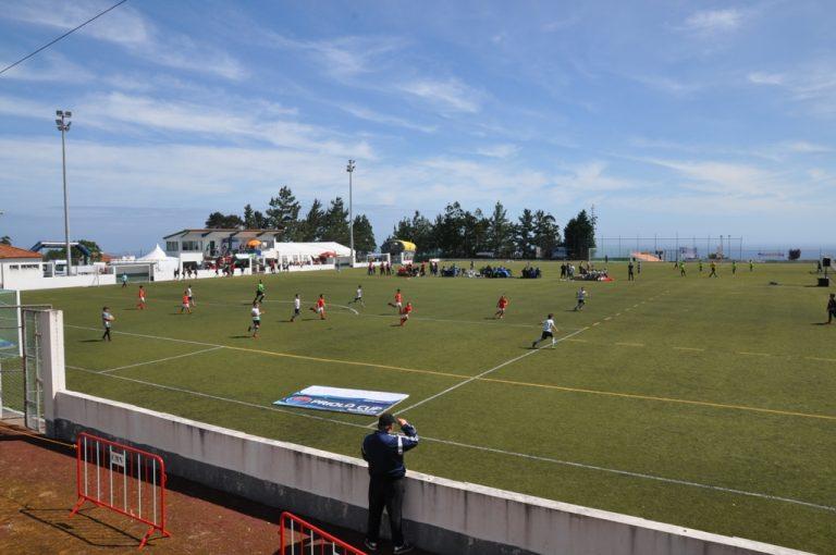 Complexo Desportivo Municipal - Campo de Futebol - Vila