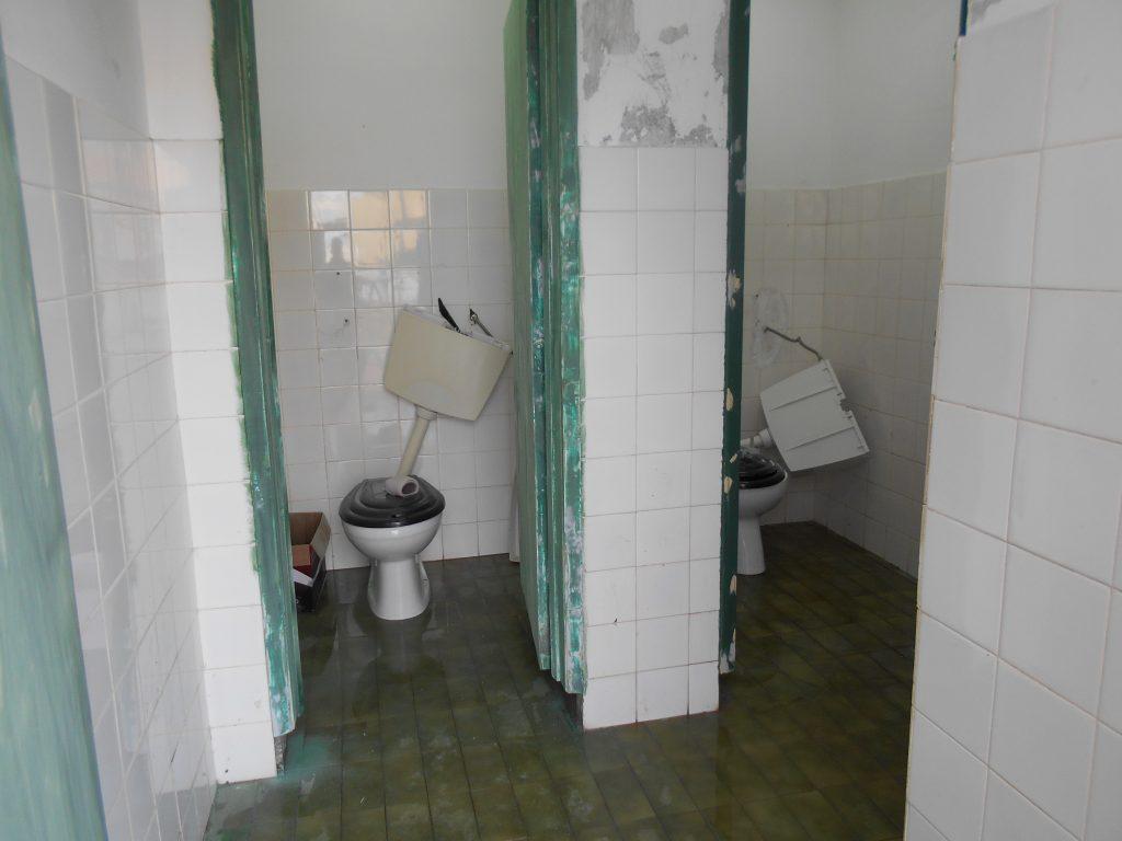 Beneficiação de sanitários na freguesia da Salga