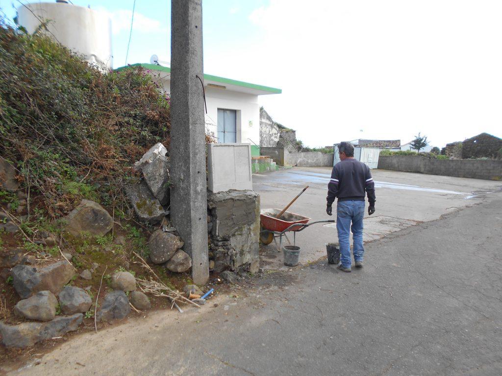 Colocação de placas toponímicas no concelho