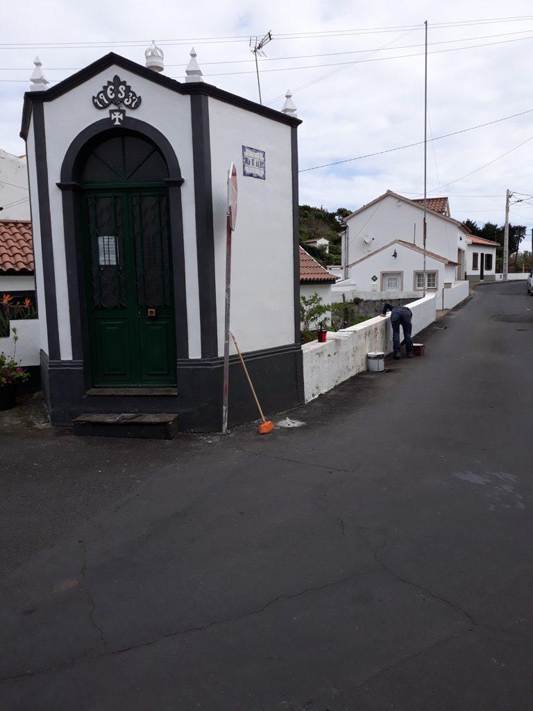 Beneficiação de património - Vila do Nordeste