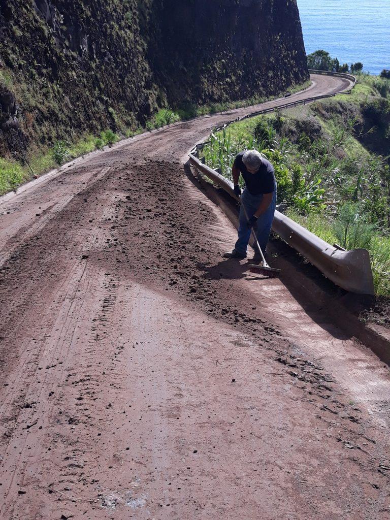 Beneficiação do Caminho da Fajã do Araújo (2)