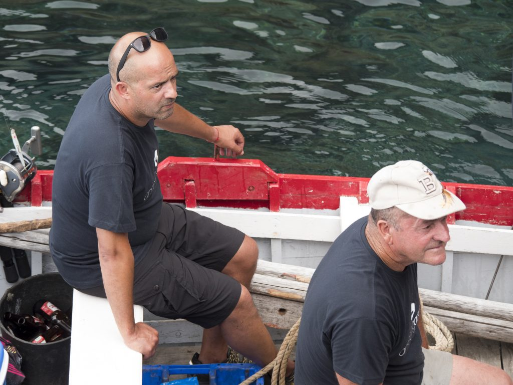 Torneio de Pesca em Alto Mar - 22 julho 2019