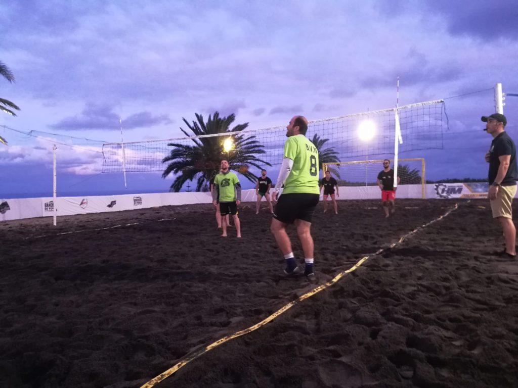 Torneio Voleibol e Futebol Praia