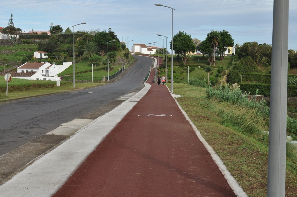 Ciclovia na Variante ao Viaduto (a)