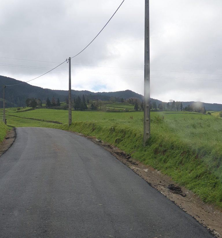 Pavimentações - freguesia de S. António Nordestinho