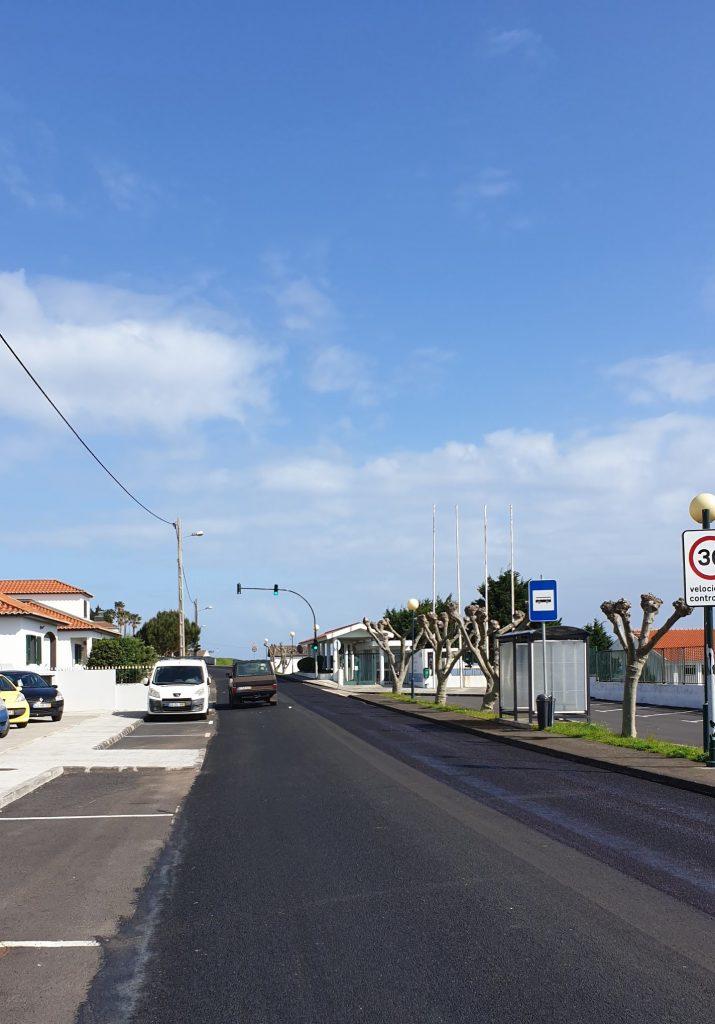 Pavimentações - Vila do Nordeste (2)