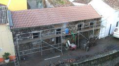 Reabilitação de imóvel na Rua Debaixo da Ponte, Vila do Nordeste