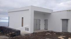 Capela Funerária da Salga (continuação da obra)