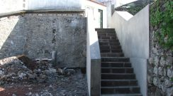 Beneficiação de moradia do município na Praça da República - Vila do Nordeste