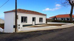 Beneficiação de moradia para habitação social na freguesia de Santana
