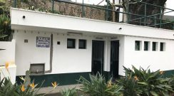 Reparação dos sanitários do Jardim Debaixo da Ponte na Vila do Nordeste