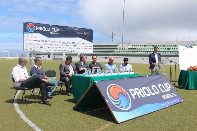 Apresentação pública da IV edição do Priolo Cup