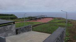 Abertura do Parque dos Liberais - freguesia da Achadinha