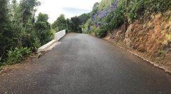 Correção do pavimento do acesso à Piscina da Foz da Ribeira