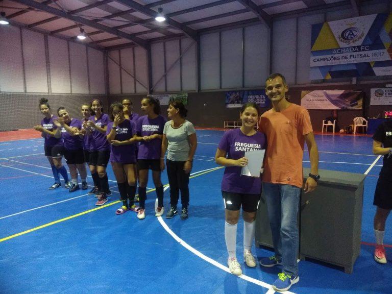 Maratona de Futsal com 120 participantes e 14 horas de competição