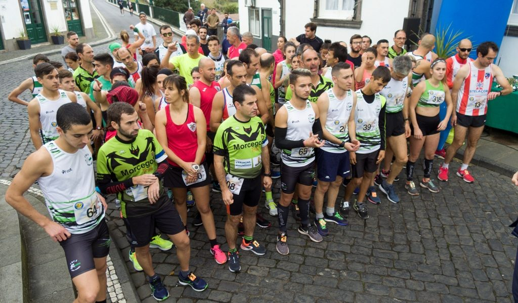 XIII Corrida Terras do Priolo 2018 com a participação de 150 atletas