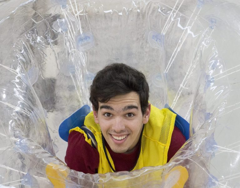 I Torneio de Bubble Football