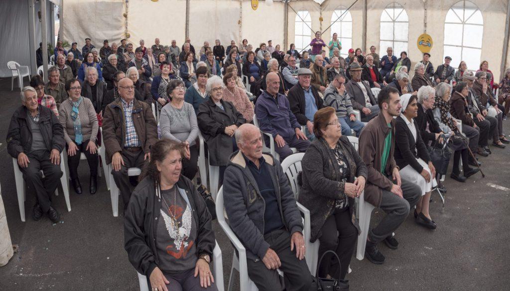 II Convívio sénior junta 130 pessoas