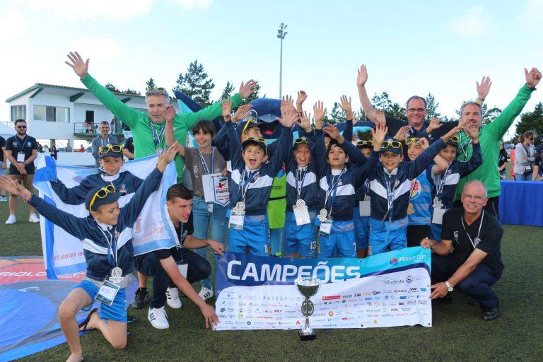 C. F. Pauleta vencedor da 5ª edição do Priolo Cup Nordeste