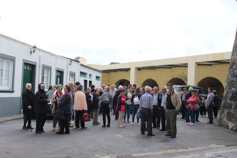 Passeio de idosos ao Museu Militar e Santuário do Santo Cristo-2