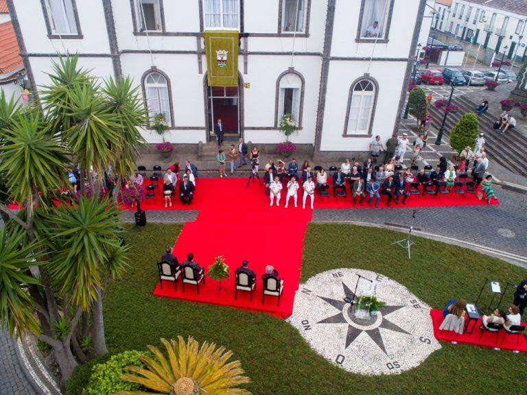 Nordeste celebra 505 anos de elevação a concelho