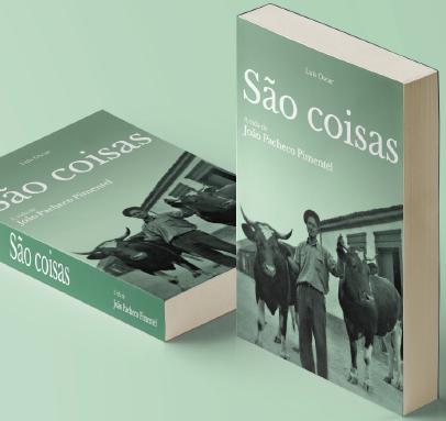 """Lançamento do livro """"São Coisas - A vida de João Pacheco Pimentel"""""""
