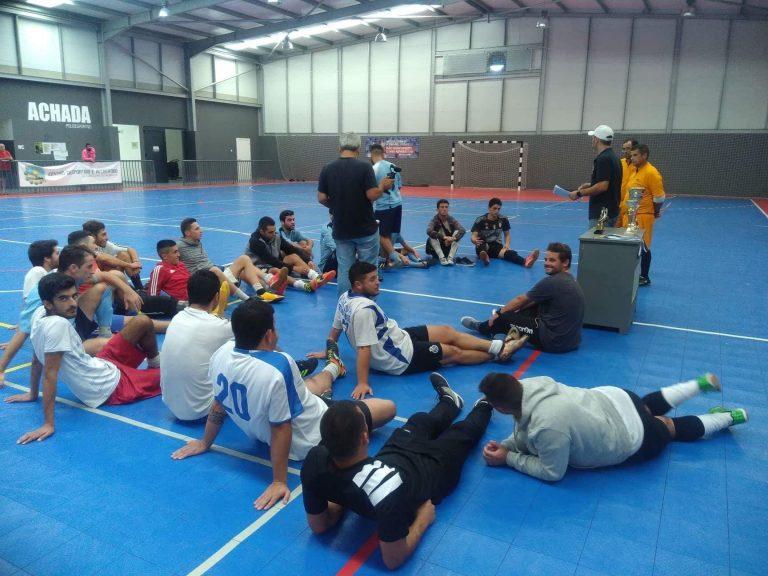Torneio de Futsal Quadrangular Achada FC