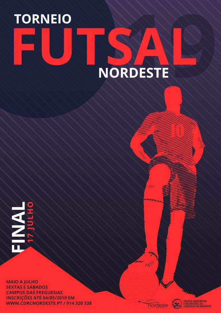 Final do Torneio de Futsal Nordeste 2019