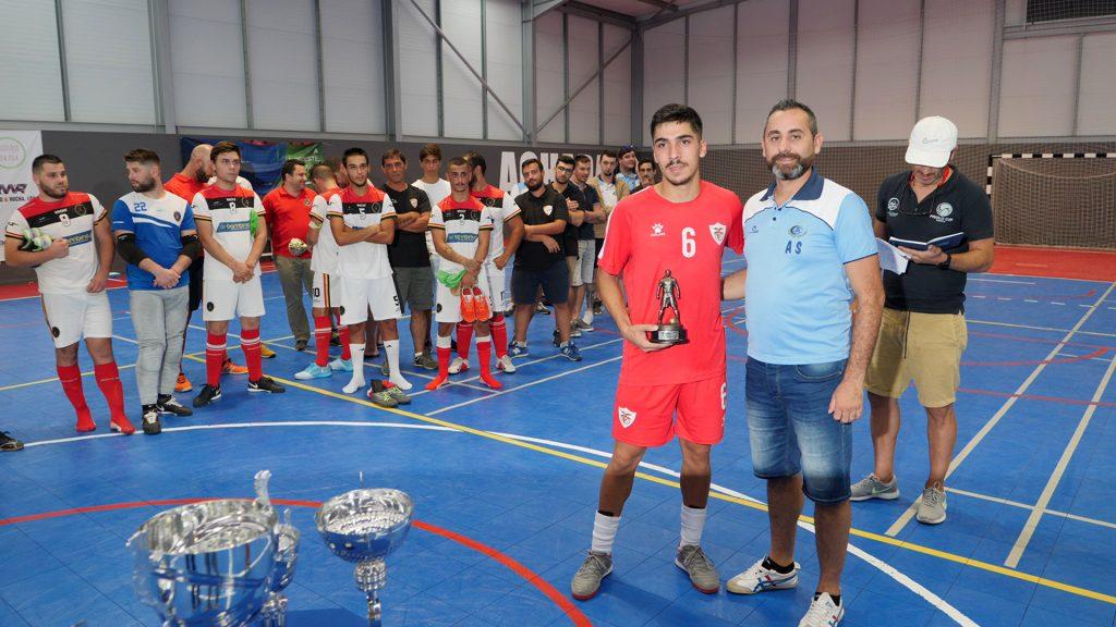 Santa Clara vence I Torneio Futsal Quadrangular do Achada