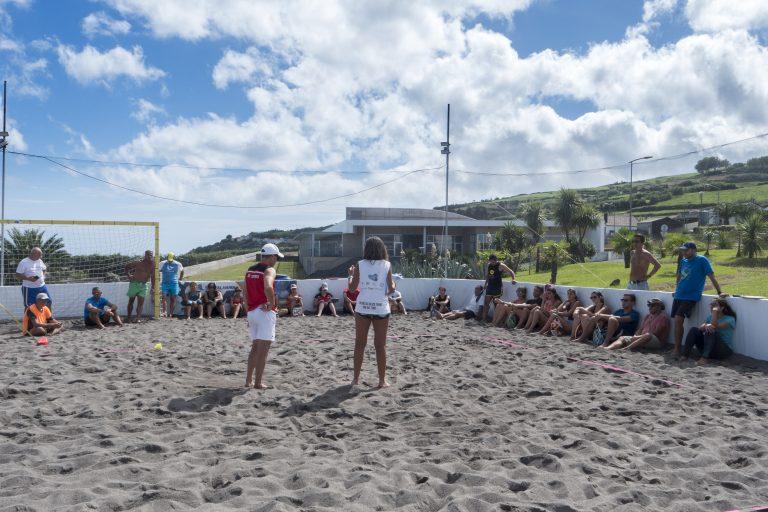 Torneio e Workshop de Ténis de Praia
