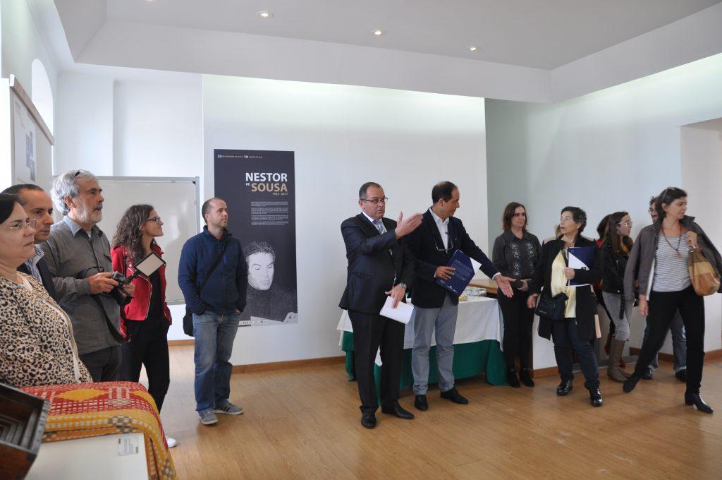 Exposição evoca trabalho de Nestor de Sousa