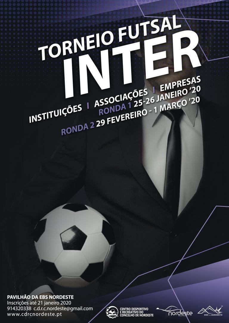 Torneio Futsal Inter Associações