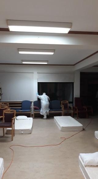 """Câmara do Nordeste reforça medidas de proteção e de apoio ao """"Lar Residencial da Santa Casa da Misericórdia do Nordeste"""