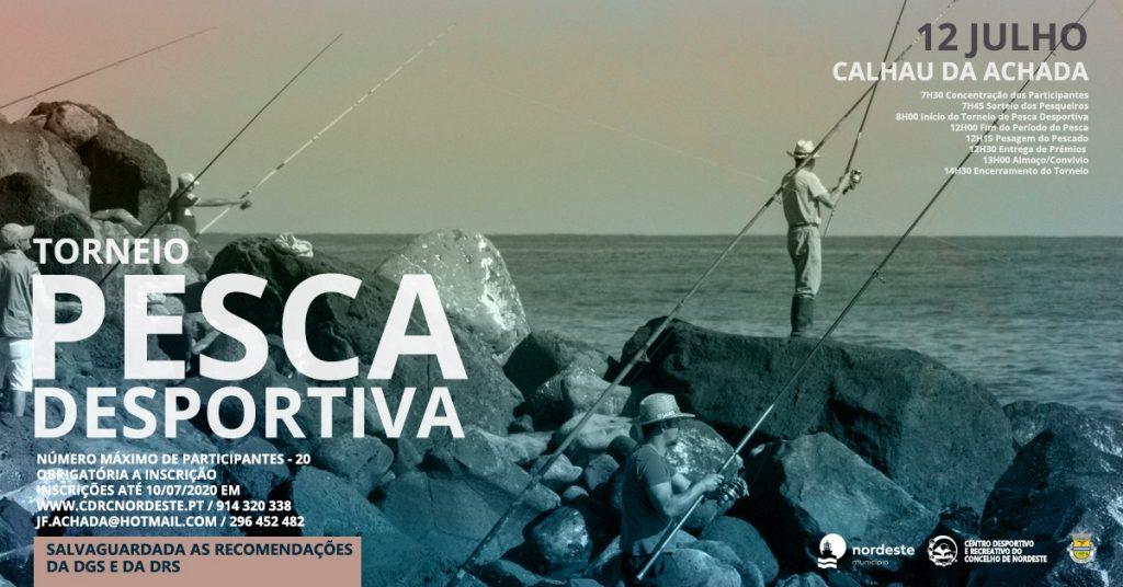 Torneio Pesca Desportiva