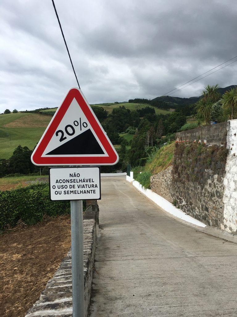 Sinalização do Caminho do Porto