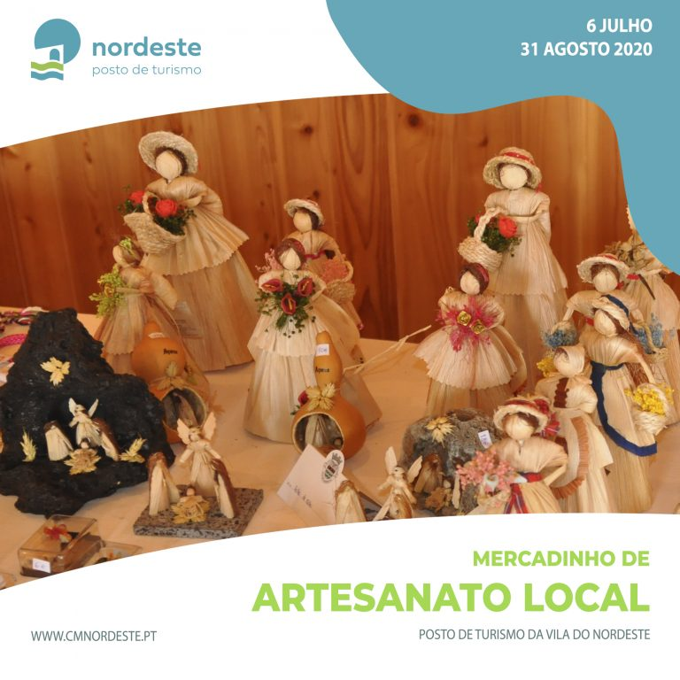 Mercadinho de Artesanato Local