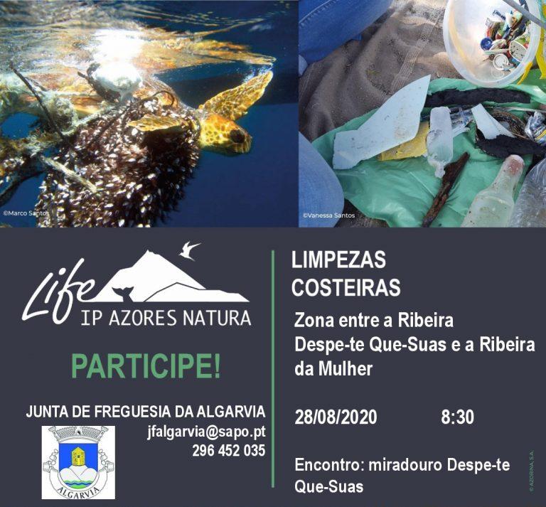 Limpezas Costeiras - Algarvia