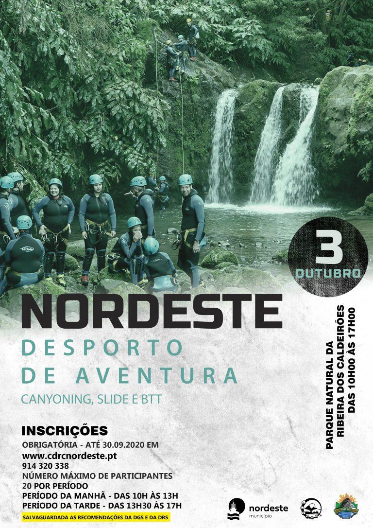 Nordeste Aventura - Canyoning, Slide e BTT,