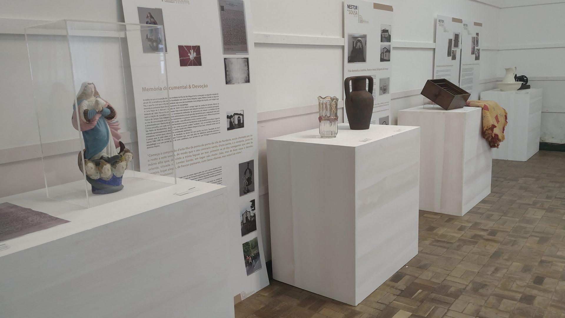 Exposição Itinerante Museu M. Nestor de Sousa